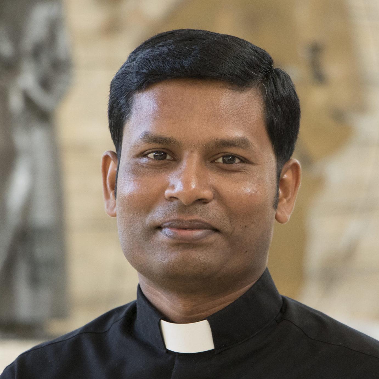 Fr. Leo Joseph Xavier, SdC